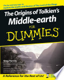 The Origins Of Tolkien S Middle Earth For Dummies