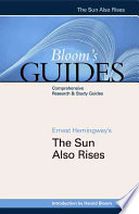 Ernest Hemingway s The Sun Also Rises