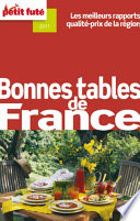 illustration Bonnes Tables de France 2011