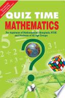 Quiz Time Mathematics