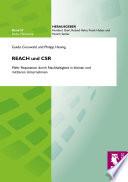 REACH und CSR