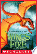 Escaping Peril (Wings of Fire, Book 8) by Tui T. Sutherland