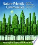 Nature Friendly Communities