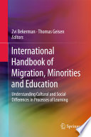 International Handbook Of Migration Minorities And Education