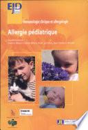 Allergie pédiatrique