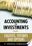 Accounting for Investments  Equities  Futures and Options