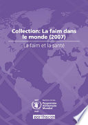 illustration La Faim et la Sant, Collection: La Faim dans le Monde (2007)