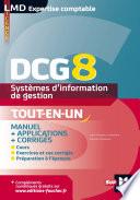 DCG 8   Syst  mes d information de gestion Manuel et applications