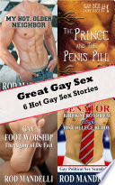 Great Gay Sex  6 Hot Gay Sex Stories