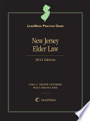LexisNexis Practice Guide New Jersey Elder Law