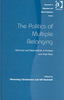 The Politics of Multiple Belonging