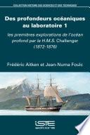 Des profondeurs océaniques au laboratoire 1