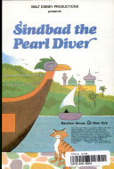 Walt Disney Productions Presents Sindbad The Pearl Diver : by a wicked ship's captain and...