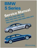 BMW 5 Series Service Manual