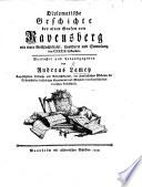Diplomatische Geschichte der alten Grafen von Ravensberg  mit einer Geschlechtstafel  Landkarte und Sammlung von CXXXIX  Urkunden