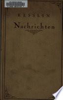 Nachrichten von Schriftstellern und Künstlern der Grafschaft Wernigerode vom Jahre 1074 bis 1855