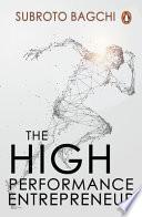 High performance Entrepreneur
