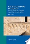 L arte di costruire in Abruzzo