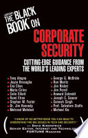 Larstan s the Black Book on Corporate Security