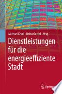 Dienstleistungen für die energieeffiziente Stadt