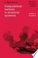 Computational Methods in Structural Dynamics