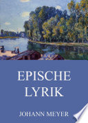 Epische Lyrik