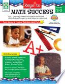 Keys to Math Success, Grades 2 - 3