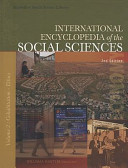 International encyclopedia of the social sciences  electronic resource