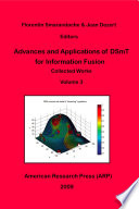 Advances and Applications of DSmT for Information Fusion  Vol  3