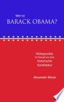 Wer ist Barack Obama