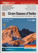 Gran Sasso d'Italia 1:15.000