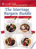The Marriage Bargain Bundle