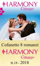 Cofanetto 8 romanzi Harmony Collezione   18