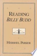 Reading Billy Budd