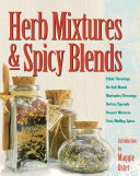 Herb Mixtures   Spicy Blends