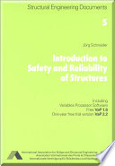 Introduction To Safety And Reliability Of Structures