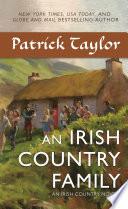 Book An Irish Country Family