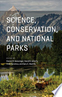 Science  Conservation  and National Parks