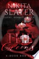 The Queens 4 Book Dark Mafia Romance Box Set