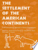 The Settlement of the American Continents