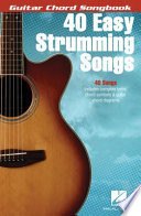 40 Easy Strumming Songs   Guitar Chord Songbook
