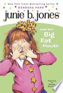 download ebook junie b. jones #3: junie b. jones and her big fat mouth pdf epub