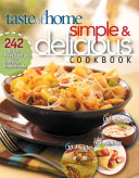 Taste Of Home Simple Delicious Cookbook