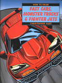 How to Draw Fast Cars  Monster Trucks and Fighter Jets