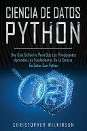 Ciencia De Datos Python