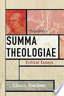 Aquinas s Summa Theologiae