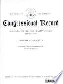Congressional Record  V  147  Pt  16  November 8  2001 to November 28  2001