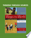 Thinking through Sources for Ways of the World