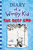 Book Deep End  Diary of a Wimpy Kid  15   The