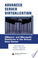 Advanced Server Virtualization